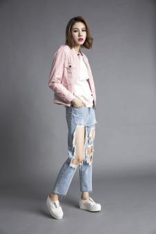 3d女装秋装外套
