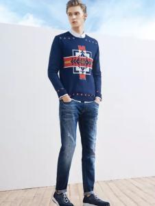 GKKESN积客绅2016新品针织衫