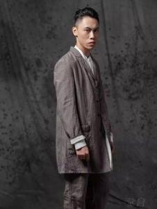 觉同男装2016新品休闲外套