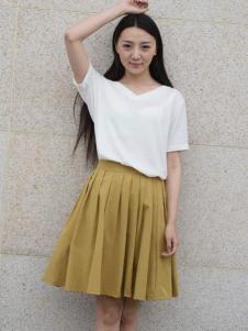 卡漫拉(KAMANLA)女装2016新品T恤