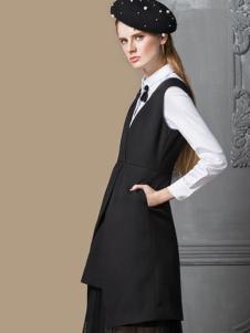 HelenModa女装2016新品马夹