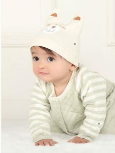 beeyoya 呗吖吖婴儿条纹内衣