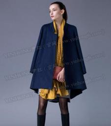 尹红女装玫秋冬外套