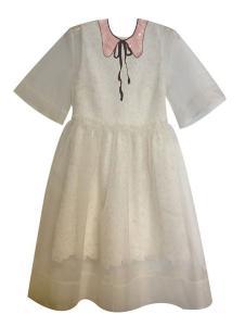 Flora Garden女装2016新款女式蕾丝连衣裙