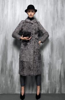莎尔依2016秋冬大衣