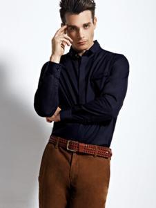 澳洋世家男装新品衬衫