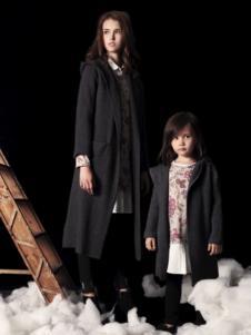 天使舞台母女款大衣