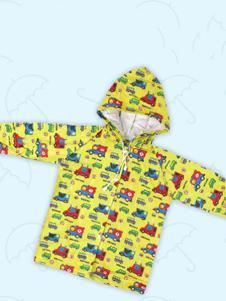 SUKITYAN 诗克恰儿童印花雨衣