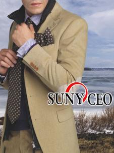 SUNY CEO男装西装外套