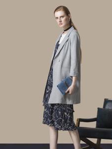 HelenModa女装2016新品大衣