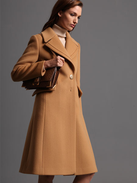 2016斯尔丽大衣新品