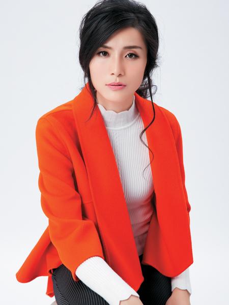 金蝶茜妮秋冬红色短外套