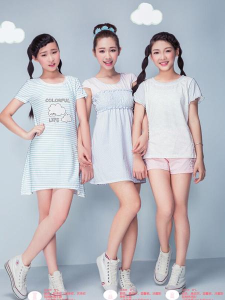 从事青春发育期少女健康内衣研发,生产和销售为一体,并传播促进少女