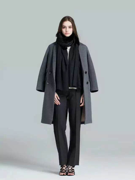 2018欧式风格的大衣
