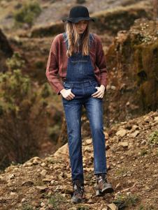 丹尼布鲁欧美时尚牛仔女装