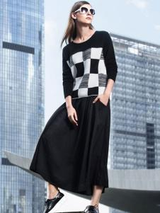SODOM舜女装2016新品女裙