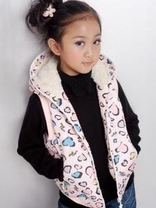小豐龍童裝棉夾克
