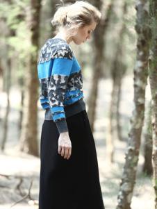 蜜西娅女装2016新品针织上衣