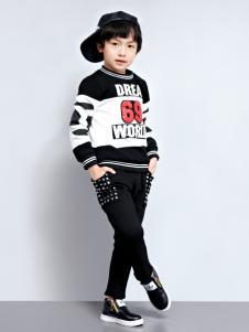 玛玛米雅男童秋款T恤
