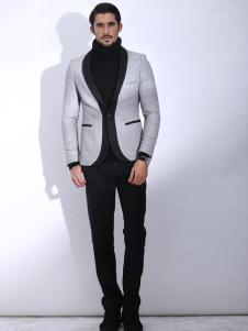 曼维尔男装2016新款小西服