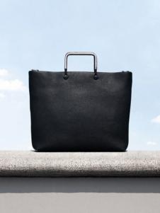 素人手工制作产品黑色手提包
