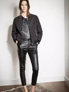 西蔻2016秋季休闲短款外套