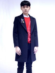 2016新升流派男士大衣