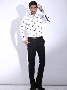 曼维尔男装2016新款衬衫