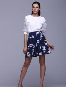 曼维尔女装2016新款套装裙