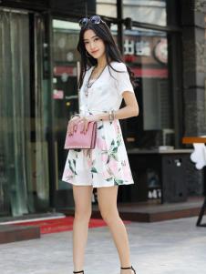 卡茵琪韩版少女连衣裙新品