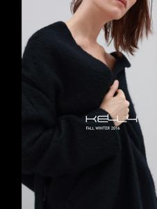 KENNY女装2016秋冬个性上衣