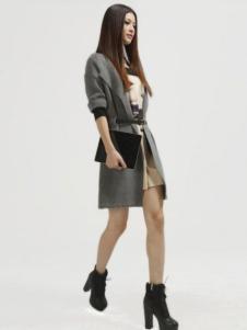 缇蕾娜女装长款外套