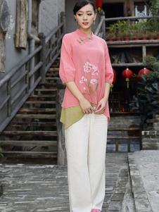 木棉道中国风女装上衣