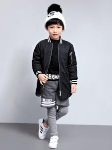 玛玛米雅男童冬装外套