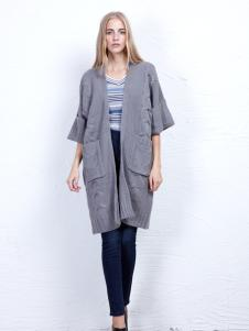 丹尼布鲁时尚宽松外套