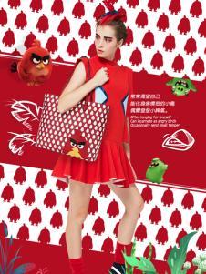 artmi红色时尚方形包新款