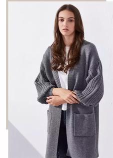 范可儿女装2016毛呢大衣