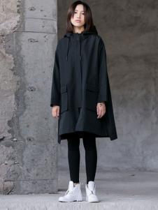 YBS女装2016秋冬新品大版外套
