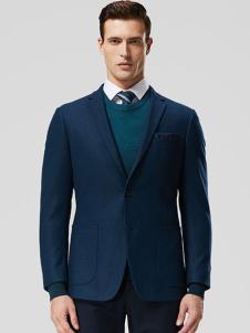 2016金利来男士修身西装
