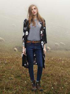 丹尼布鲁秋季时尚牛仔裤正品