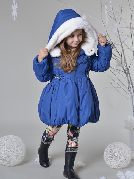 蓝角兽童装2016年冬装新品