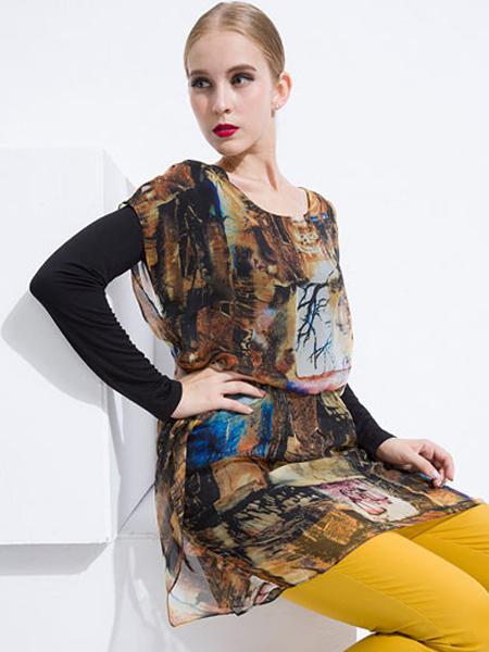 都市高端時尚的設計師品牌音愛美女裝誠邀加盟