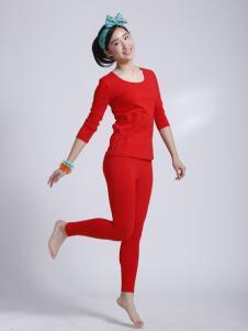 717 2016新品红色内衣套装