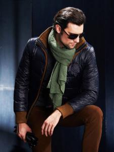 九九良品男装立领冬季棉衣