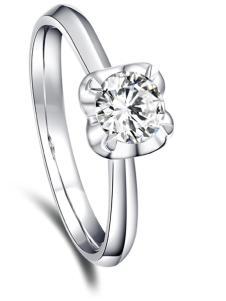 金嘉利钻石戒指展示