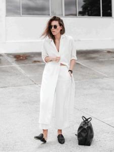 7th tactus女装白色外套