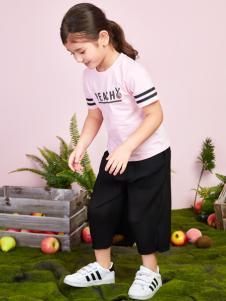 poipoilu女童T恤