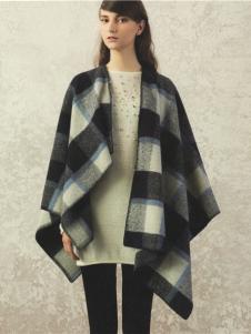 衣魅人2016冬季新款羊绒开衫