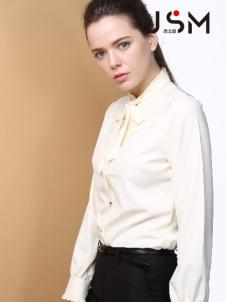 JSM杰士迈新款女士长袖衬衫
