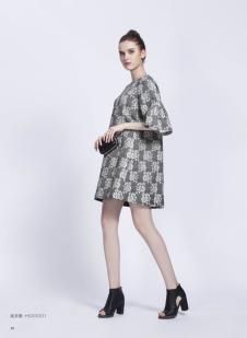 艾玫丽2016新款连衣裙